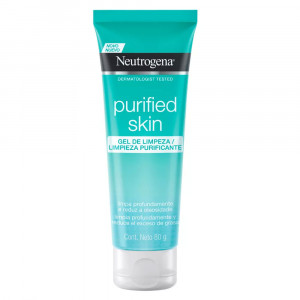 Neutrogena Purified Skin Gel de Limpeza Purificante 80g