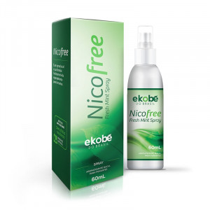 Nico Free Spray Aromatizante Bucal Fresh Mint P/fumante 60ml