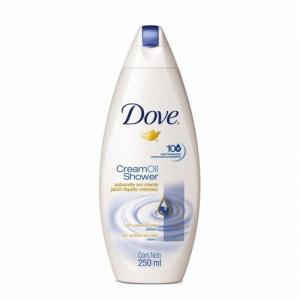 Sabonete Líquido Dove Cream Oil Clássico 250mL
