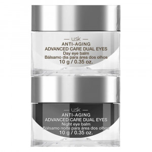 USK Under Skin Advanced Care Dual Eyes Bál Dia e Noite 2x10g