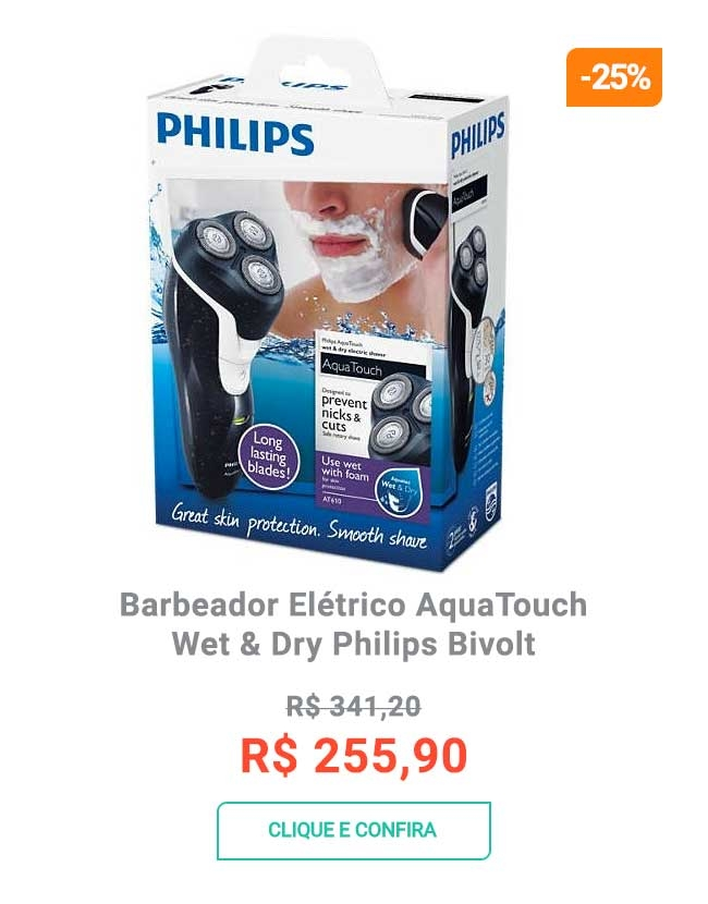 Barbeador Philips